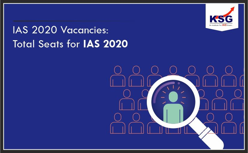 UPSC IAS Exam 2020: Check IAS 2020 Vacancies &Total Seats