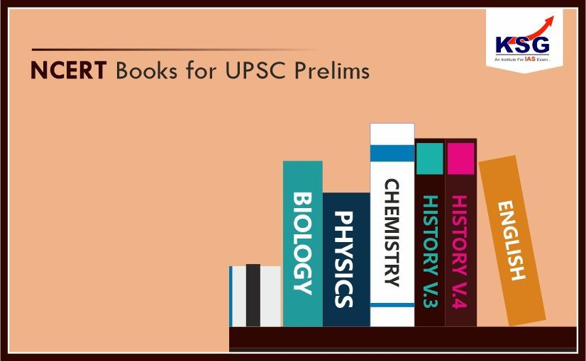 NCERT Books for UPSC Prelims Exam