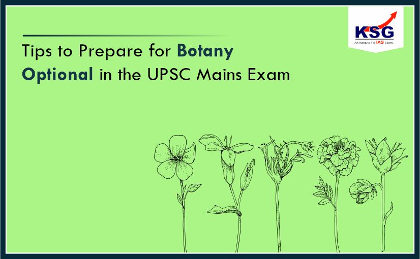 Tips to Prepare UPSC Botany Optional Subject 2020 - IAS Mains