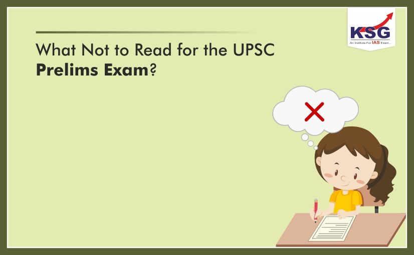 What is Not Important to Read, If You are Appearing in UPSC Prelims Exam