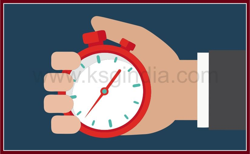 best time to go for IAS coaching